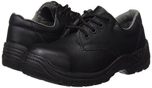 Portwest Workwear Compositelite Safety Shoe S1P - FC14 - EU / UK Schwarz