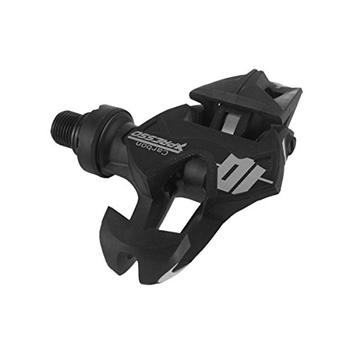 Time TIME Xpresso 10 Pedal Black, One SizeMX 2 Pedals by Time