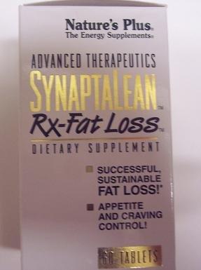 SynaptaLean Rx-Fat Loss Nature's Plus 60 Tabs Natures Plus Passion Flower