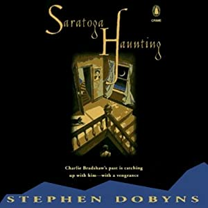 Saratoga Haunting Audiobook