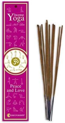 Peace e Love - Natural Incense Sticks 10 Pzs - Natural Incense Company