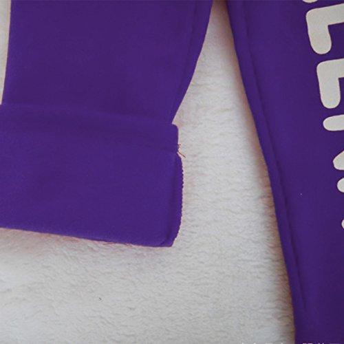 LaLaMa Little Boys' Letter Causal Sport Long Pants Trousers 3-4Y