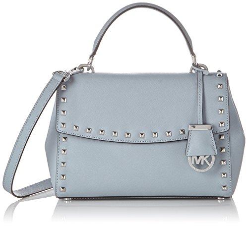Michael Kors Blue Handbag - 3