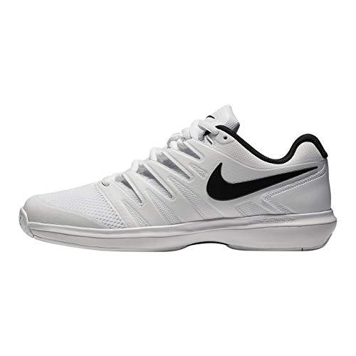 Herren Air HC White Black Zoom Prestige 100 Nike Weiß Fitnessschuhe 5dxgn5