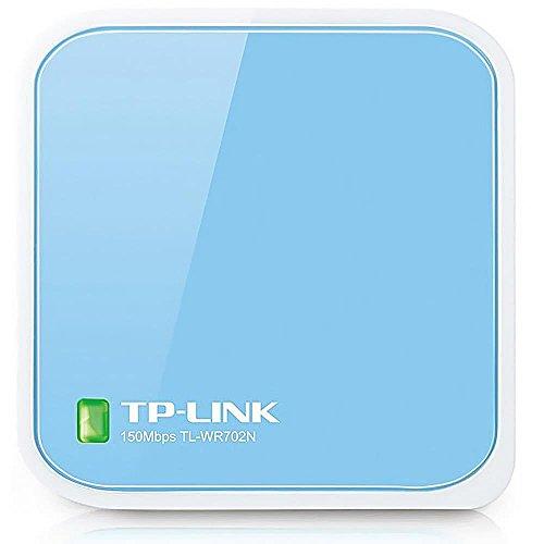 TP-Link TL-WR702N WLAN Nano-Router (802.11b/g/n, bis zu 150Mbit/s Übertragungsgeschwindigkeit)