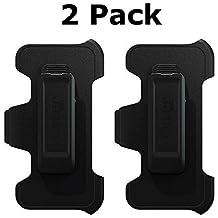 OtterBox Holster Belt Clip for OtterBox Defender Series Case iPhone Se 5s,5,5c Bulk Packaging (2-Pack)