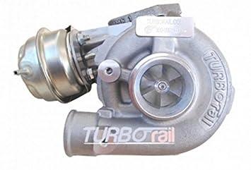 Turbocompresor para BMW 320d 520d, sustituye a 2247297 F, 2247297 G, 2247297h (fabricado en Italia): Amazon.es: Coche y moto