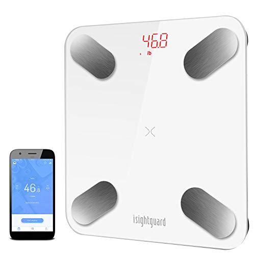 Isightguard Smart Bluetooth Body Fat Scale
