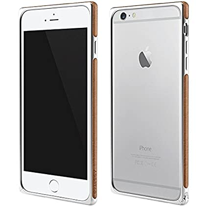 Amazon.com: ADOPTED Leather Frame Case for Apple iPhone 6 Plus/6s ...