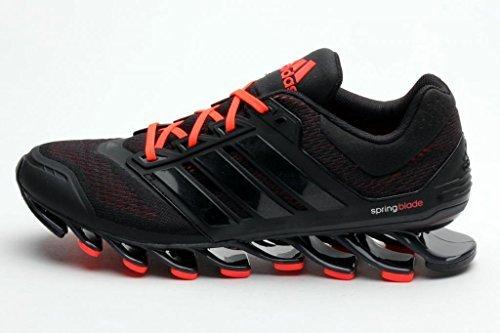 adidas springblade guidare gli uomini scarpe da corsa c75665 nucleo nero 12 m