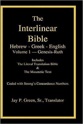 Online-pdf-kirjoja ilmaiseksi ladattavissa Interlinear Hebrew-Greek