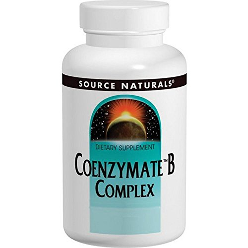 Source Naturals Coenzymate B Complex Fast Acting, Quick Diss