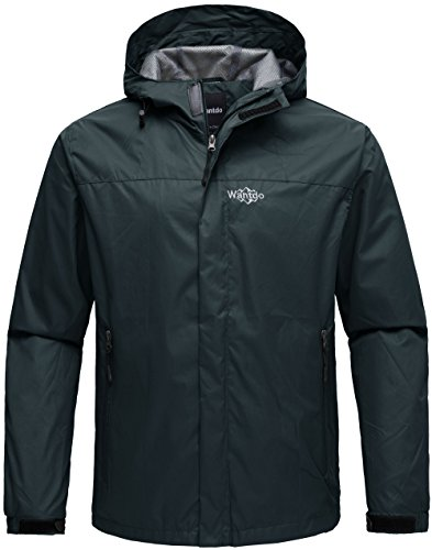 Zip Front Mens Windbreaker - 6