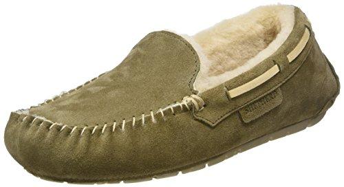 Uomo 25 Slipper braun Pantofole stone Steffo Marrone Shepherd UaZgtg