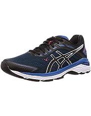 ASICS GT-2000 7 Men's Running Shoes, Black/Black