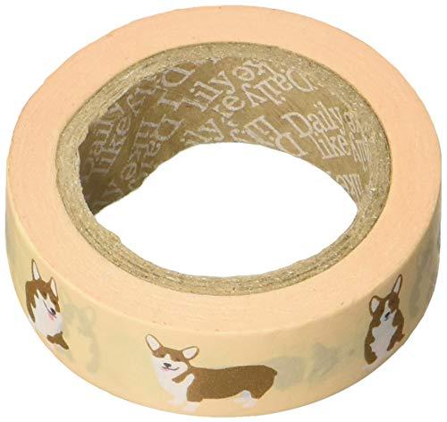 Welsh Corgi Washi Tape - Love My Tapes 6897