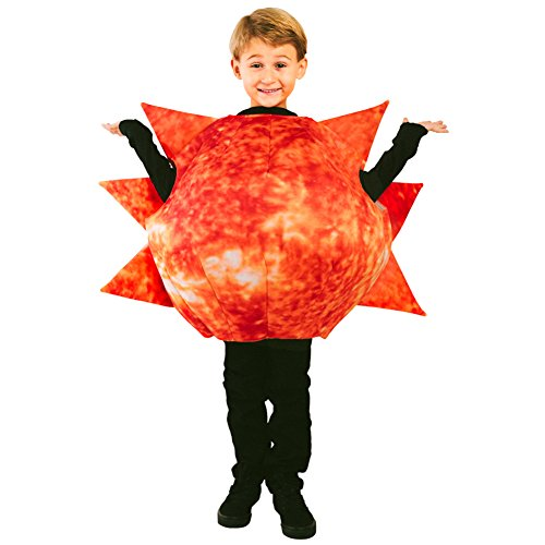 Child Sun 3D Costume - Sun Costumes For Kids