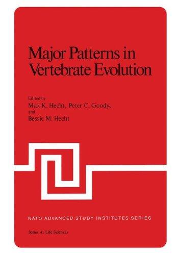 Major Patterns in Vertebrate Evolution (Nato Science Series B:)