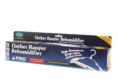 Pingi Dehumidifier Hanger 150 grams -  rechargeable