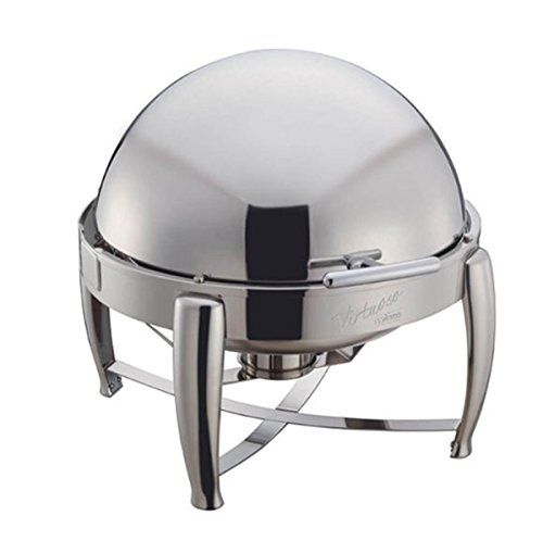 Winco 103B Virtuoso Round Chafer, 6-Quart Winco USA