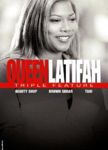 Queen Latifah Triple Feature Beauty Shop Brown Sugar Taxi