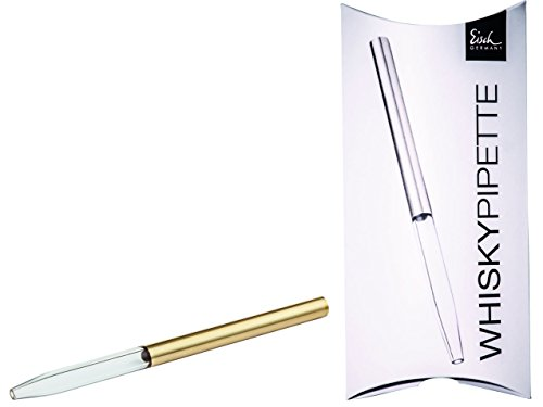 Eisch Whiskey Pipette Water Dropper for Whiskey and Scotch, ()