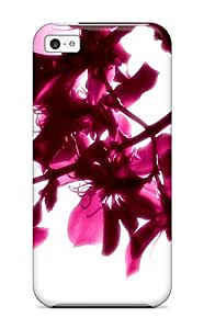 Gary L. Shore's Shop Lovers Gifts Pretty Iphone 5c Case Cover/ Beautiful Bright Flowers Series High Quality Case
