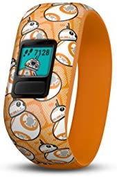 Garmin Vivofit Jr. 2 Stretchy BB-8 Activity Tracker
