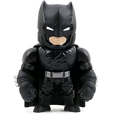 Metals Batman V Superman 4 inch Classic Figure - Armor Batman (M8): Toys & Games