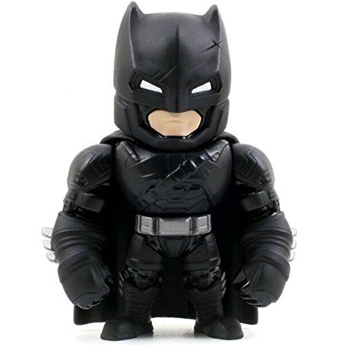 Metals Batman V Superman 4 inch Classic Figure - Armor Batman (M8)