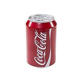 Coca-Cola Mini Kühlschrank in Getränkedosenoptik 230V/12V