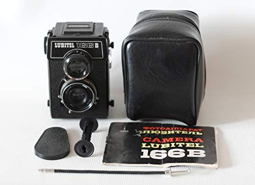 LUBITEL-166 UNIVERSAL Russian TLR Medium Format 6x6 LOMO Camera