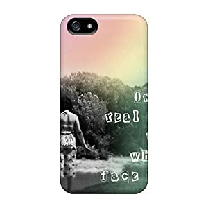 Ideal HappyDIYcase Case Cover For Iphone 5/5s(friendship), Protective Stylish Case