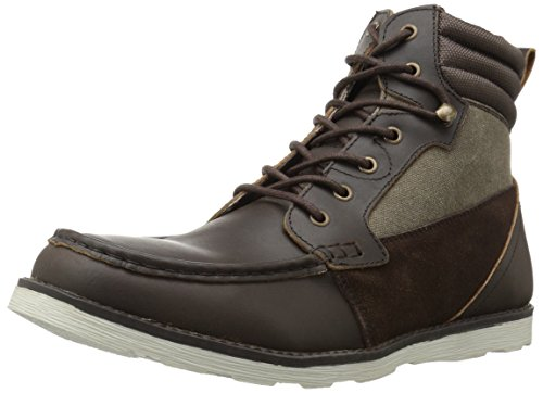 Closed Bishop Crevo Coffee Mens Safety Ankle Toe Boots azwEw