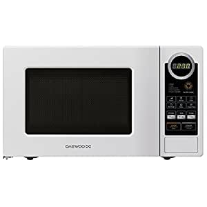 Amazon.com: Daewoo Digital microondas, color blanco: Kitchen ...