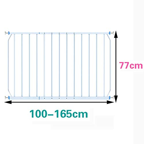 Baby Internal Window Security Grilles - Pressure Mounted Child Safety Window Guards, White, 30
