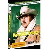 McCloud (Season 4) - 3-DVD Set ( McCloud - Season Four ) [ NON-USA FORMAT, PAL, Reg.0 Import - Australia ] by Dennis Weaver