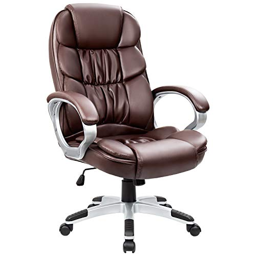 Top 10 recommendation task chair leather no arms