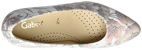 Gabor Shoes Women Fashion Wedge Multicolore (fall 48)