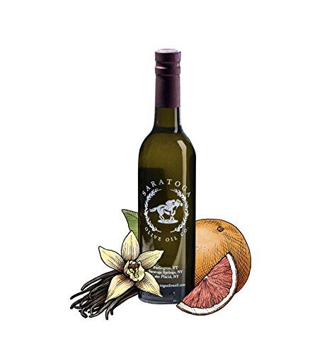 Saratoga Olive Oil Company Cara Cara Orange Vanilla White Balsamic Vinegar (375ml)