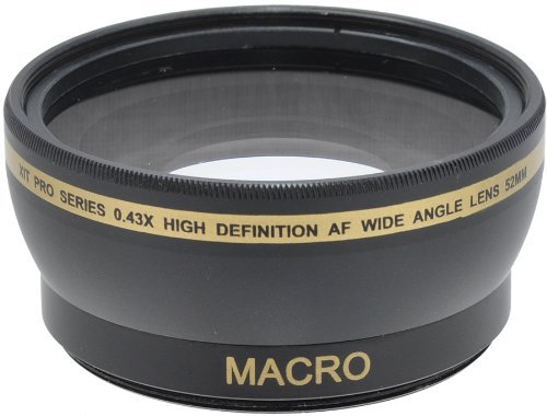 58mm Multi-Coated 3 Piece Digital Filter Kit (UV-CPL-FLD) + 0.43x Professional HD Auto Focus Wide Angle Lens with Macro & Pro Series 2.2x High Definition AF Telephoto Lens + Lens Cleaning Pen + Sharpbuys Microfiber Cloth For The Canon EOS Digital Rebel T5i, SL1, T4i, T3i, T3, T1i, T2i, EOS 60D, 70D, 7D, 5D Mark III Digital SLR Cameras Which Use Any Of These (18-55mm, 75-300mm, 50mm 1.4, 55-250mm) Lenses