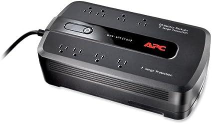 Back-UPS 650VA Battery Back-Up System APC Black