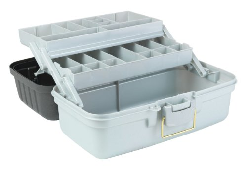 Creative Options 6202-77 Fine Arts 2-Tray Art Box with Auto Open Trays by Creative