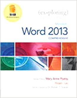 Exploring: Microsoft Word 2013 &  MyLab IT with Pearson eText -- Access Card -- for Exploring with Office 2013 Package