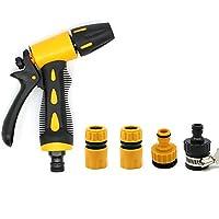 Nizzco Garden Hose Nozzle & 5 in 1 Sprayer Nozzle?Flow-Control Water Sprayer