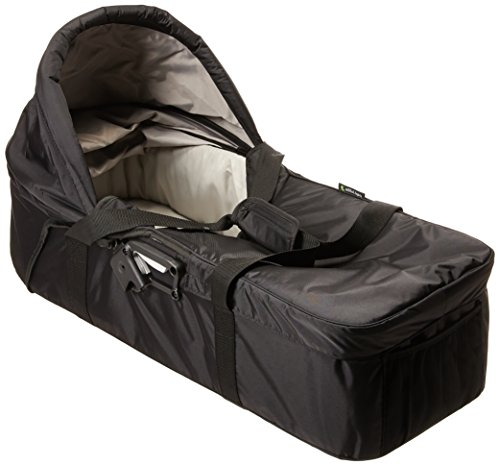 Baby Jogger Compact Pram MB Single/Double, Black/Gray