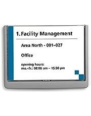 Durable Click Sign - Placa para puerta personalizable (A5)