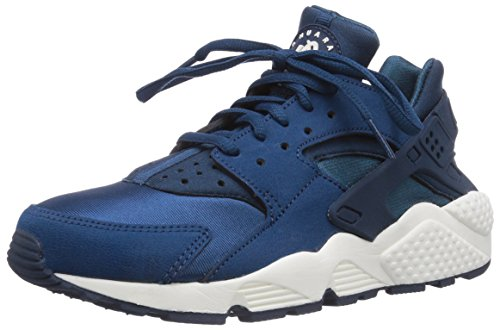 nike womens air huarache trainers 634835 sneakers shoes (UK 3 us 5.5 EU 36, blue force blue force sail 400) by NIKE