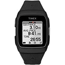 Timex Ironman GPS Silicone Strap Watch