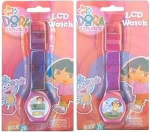 Dora watch : Children LCD Watch